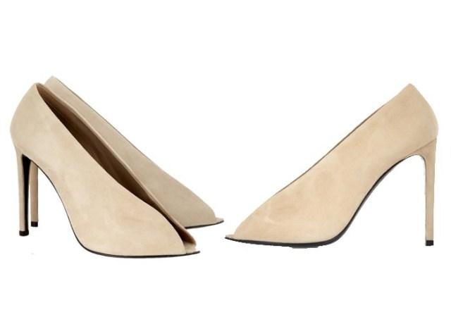 Musthave: Balenciaga peeptoes. Schoenen, hakken en andere high heels van mode label Balenciaga : deze peeptoes zijn helemaal te gek. Ontdek hier.