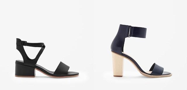 COS shoes: tijdloos en eenvoud. COS shoes. H&M's zusje heeft ook nog een schoenenlijn. Bekijk hier de leuke schoenen uit deze collectie. Ontdek hier.