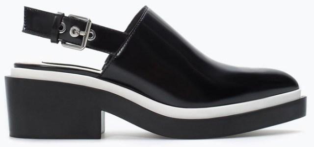 Trend 2015: klompjes en muiltjes. Schoenen trends 2015: klompen, muiltjes en hakken. Deze trend voor 2015 is inmiddels al razend populair. Shop nu.