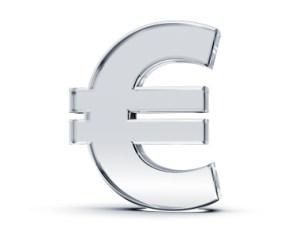 Transparent euro