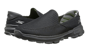 Skechers Performance Men's Go Walk 3 Slip-On Walking Shoe Review