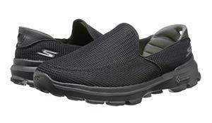 Skechers Performance Men's Go Walk 3 Slip-On Walking Shoe Review