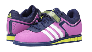 adidas Performance Women's Powerlift.2 W Weightlifting Trainer Shoe Review