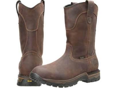 Irish Setter Men's 83907 Wellington Work Boot - Best Landscaping Boots - Protect Your Feet In The Garden