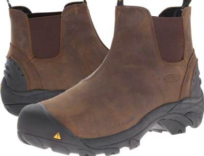 Keen Utility Men's Detroit Slip On Work Boot