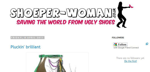 logo Important announcement regarding Shoeperwoman.com