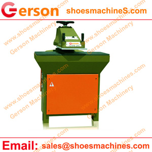 leather shoes clicker press GSB-2C
