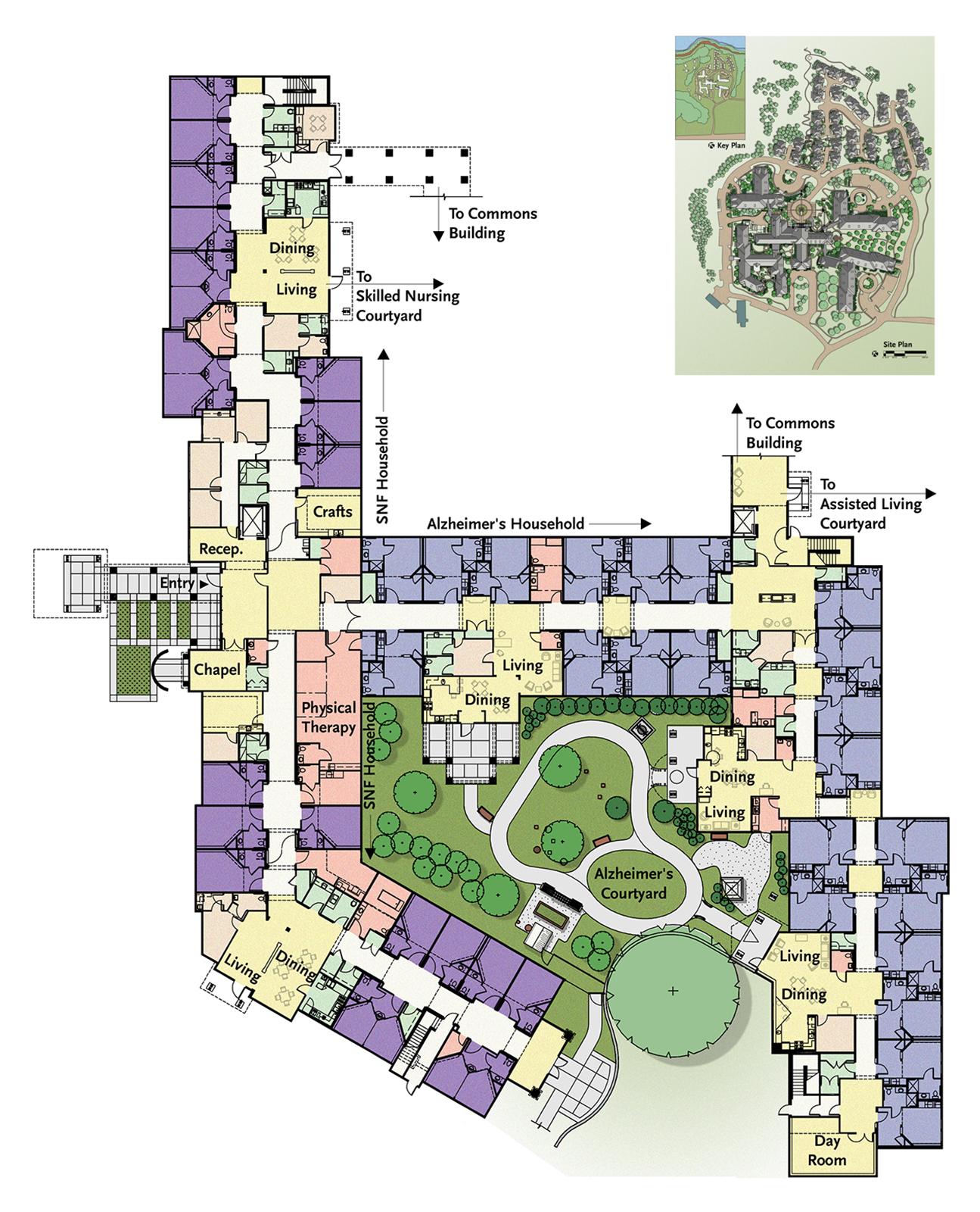 Elegant Home Design Ideas Picture Nursing Sample Strategy And Nursing Home Design  Plans Brightchat Co.