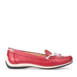 geox-loafer-mockasin-red-yuki-stockholm