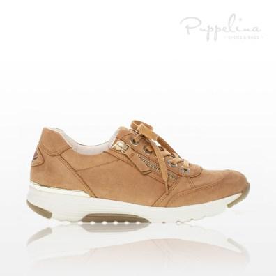 puppelina gabor sneaker rolling soft brun