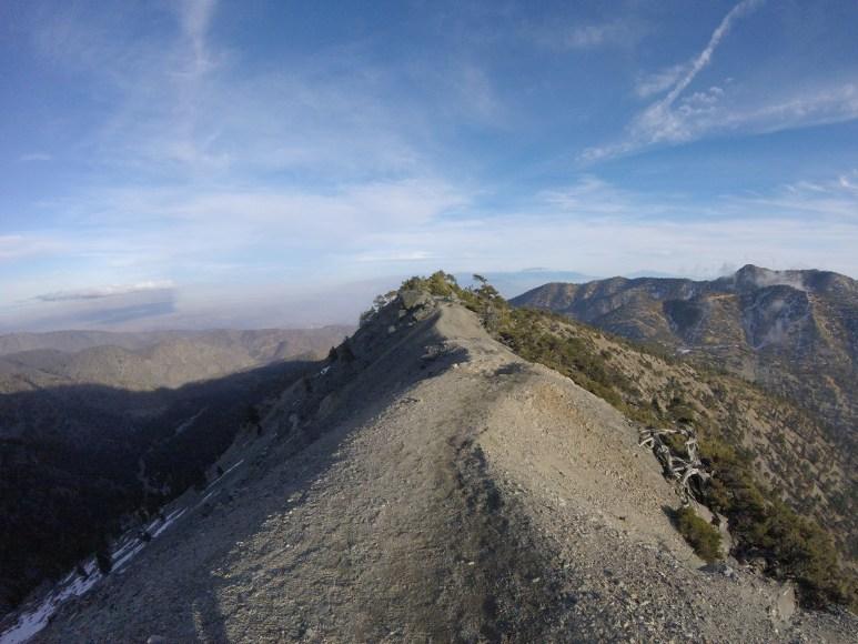 Hiking Mt. Baldy