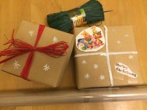 Shoestring Christmas