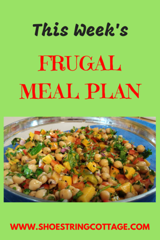 frugal and healthy