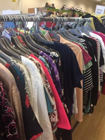 benefits of buying used clothing