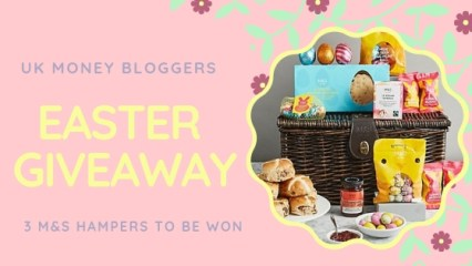 UKMB Easter giveaway