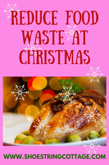 reduce food waste at Christmas