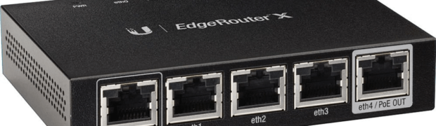 Product Review: Ubiquiti EdgeRouter X