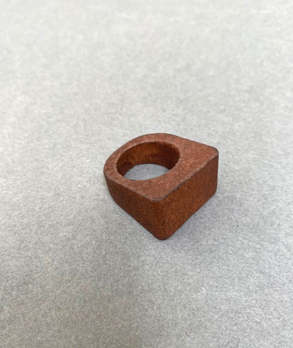 Wood ring BR