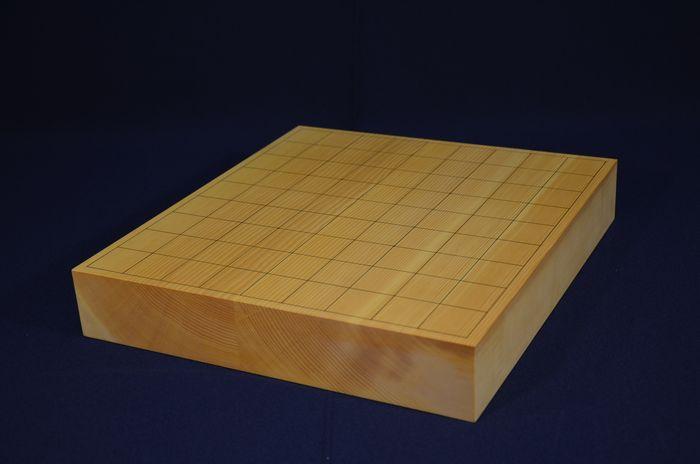 將棋盤 宮崎県産 本榧 一寸九分五厘卓上盤