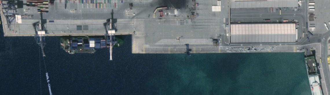 western quay limassol port
