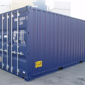 20 CONTAINER SHIPPING