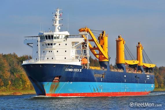 combi-dock-iii-change of vessel ownership