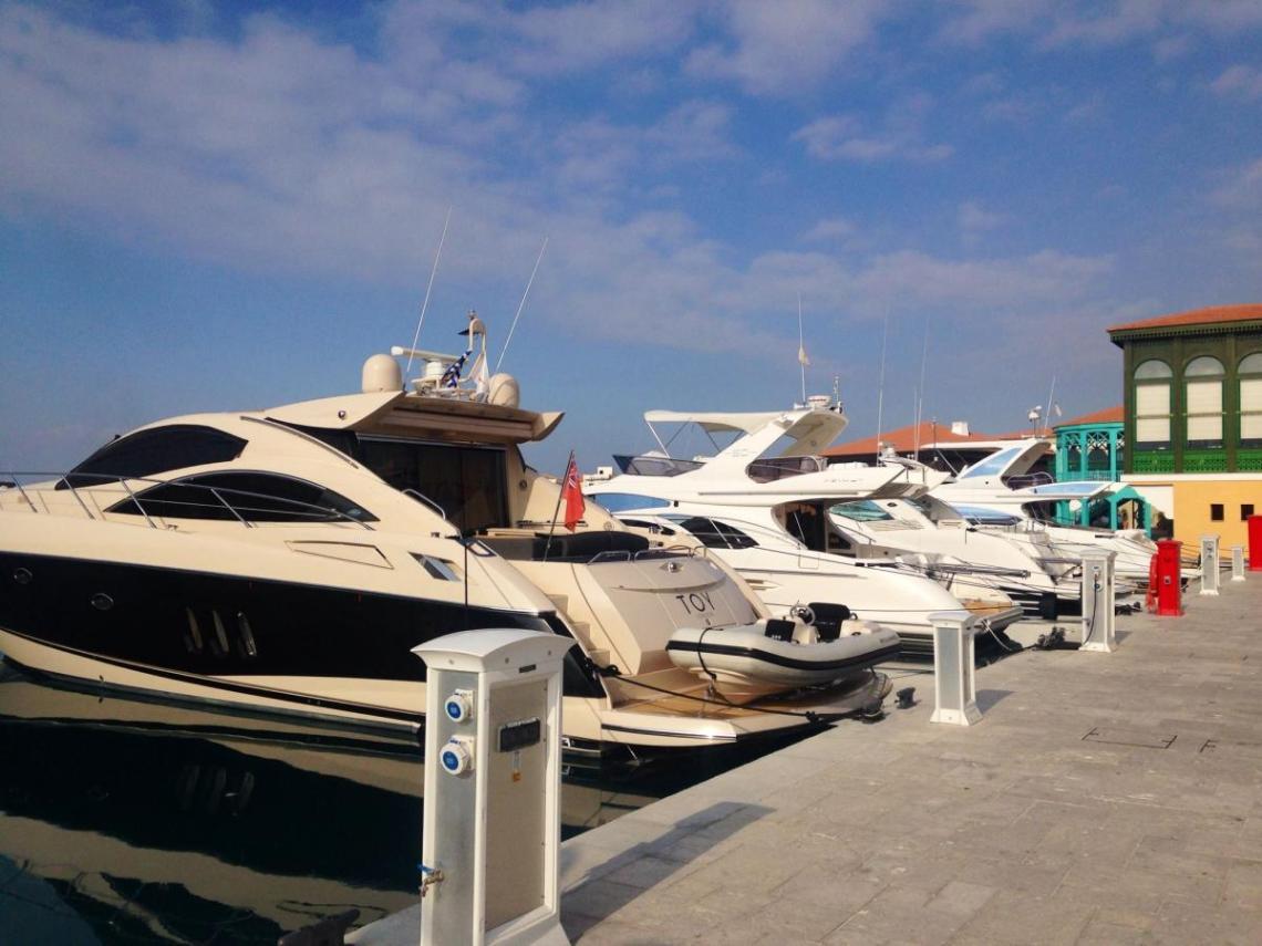 Limassol Marina Yacht agent