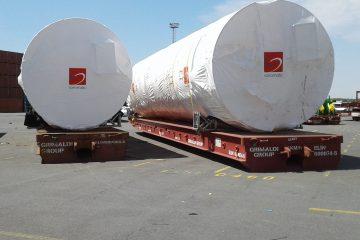 Silos Shipping