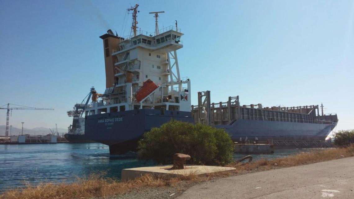 vessels repairs limassol