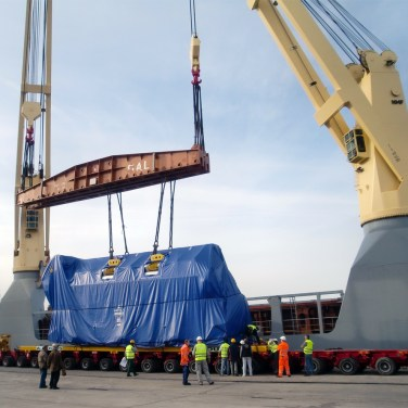 generators for Dhekelia power station