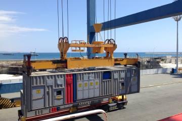 Loading Mobile Generators