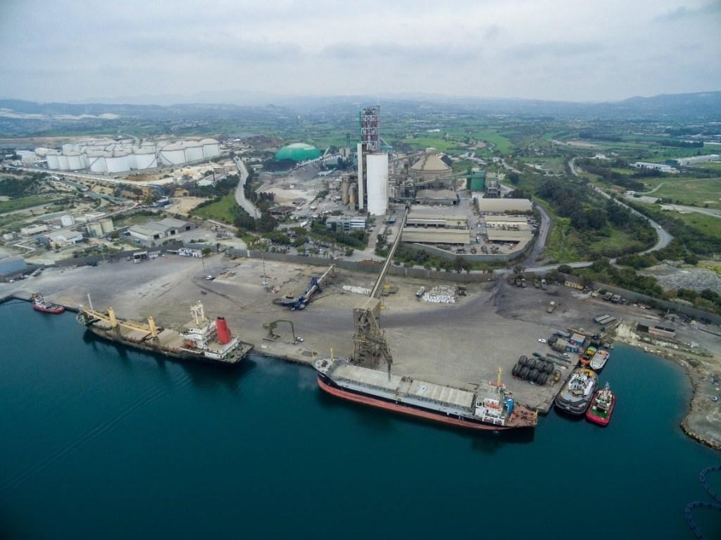 Port of Vassiliko