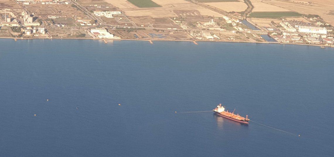 larnaca sea berths