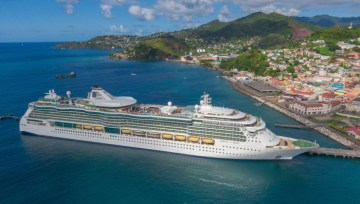 CYPRUS WELCOMES ROYAL CARIBBEAN TO THE MEDITERRANEAN THIS SUMMER