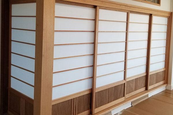 shoji hawaii sliding doors windows