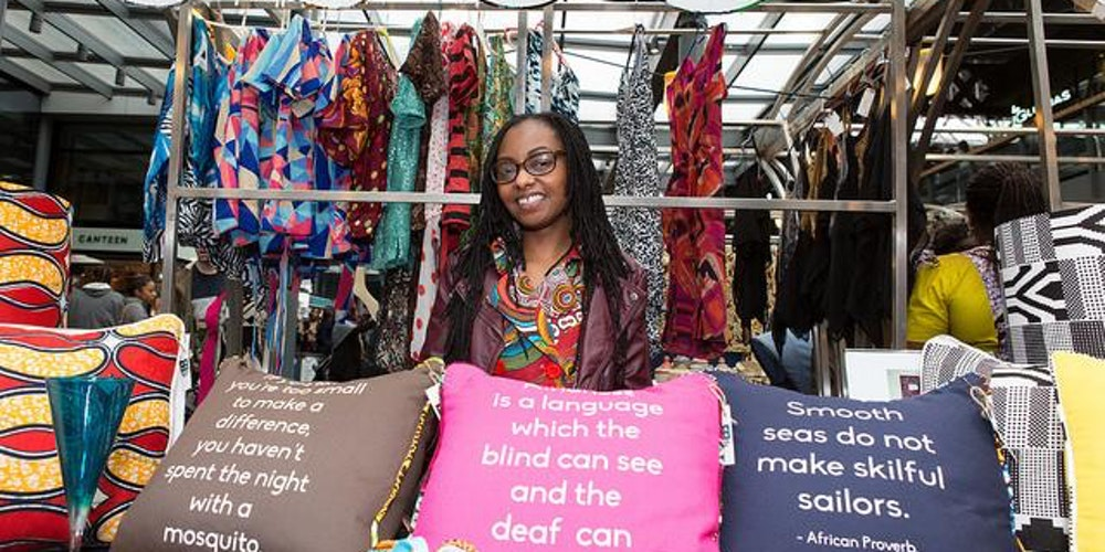 Bespoke Binny at Pop Up Africa