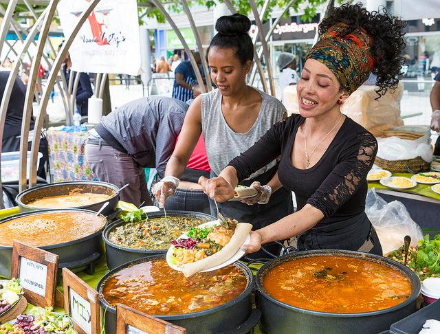 Pop Up Africa Food Festival