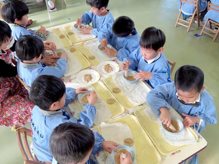 名古屋文化幼稚園 食育イベント 真誠 産学連携