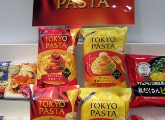TOKYOPASTA 日本製粉 冷凍パスタ