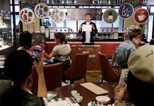 スペシャルワークショップイベント(UCC上島珈琲「職人の珈琲」)
