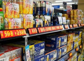 酒類 デフレ脱却 消費者物価指数