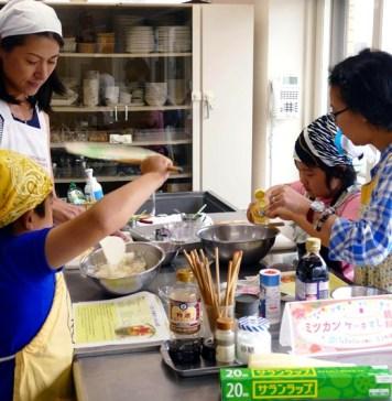ミツカン ケーキすし 江上料理学院