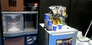 ペーパードリップ専用のマシン(キーコーヒー)