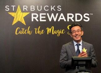 水口貴文CEO(STARBUCKS REWARDS(スターバックスリワード))