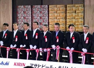 北海道 共同物流 ビール4社 JR貨物 日本通運