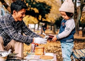 グランプリを受賞した石川和久氏の作品「ま、一杯」(Life with Coffeeフォトコンテスト2017)