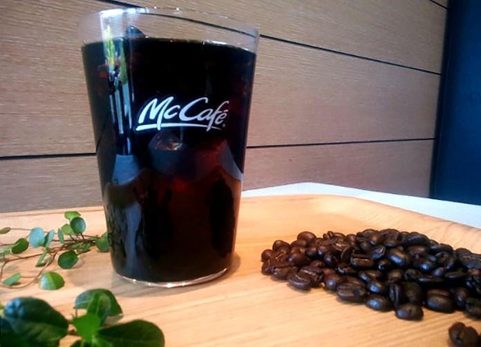 「プレミアムローストアイスコーヒー」(日本マクドナルド)
