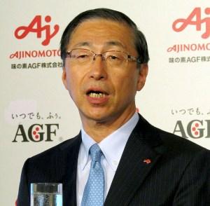 品田英明社長(味の素AGF)