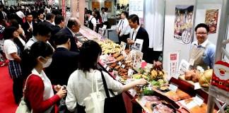フードショー2018 三井食品
