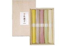 奈良 色撫子(いろなでしこ) 50g×5束木箱入り 1,000円